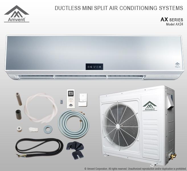 ductless heat pump installation instructions