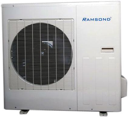 Ramsond Dual Zone 18000 Btu 9000 9000 Btu Dc Inverter