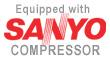 Sanyo Compressor