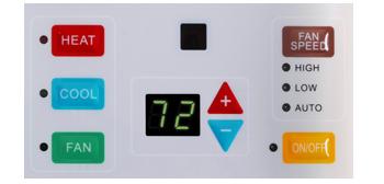 Ramsond KCD-45/Ba Digital Control Panel