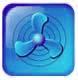 Noise Reducing Fan